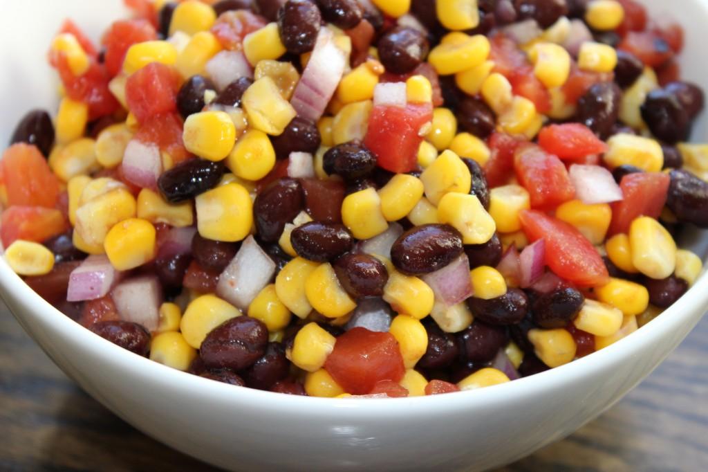 Black Bean and Corn Salsa - Mitzi Dulan, America's Nutrition Expert ...