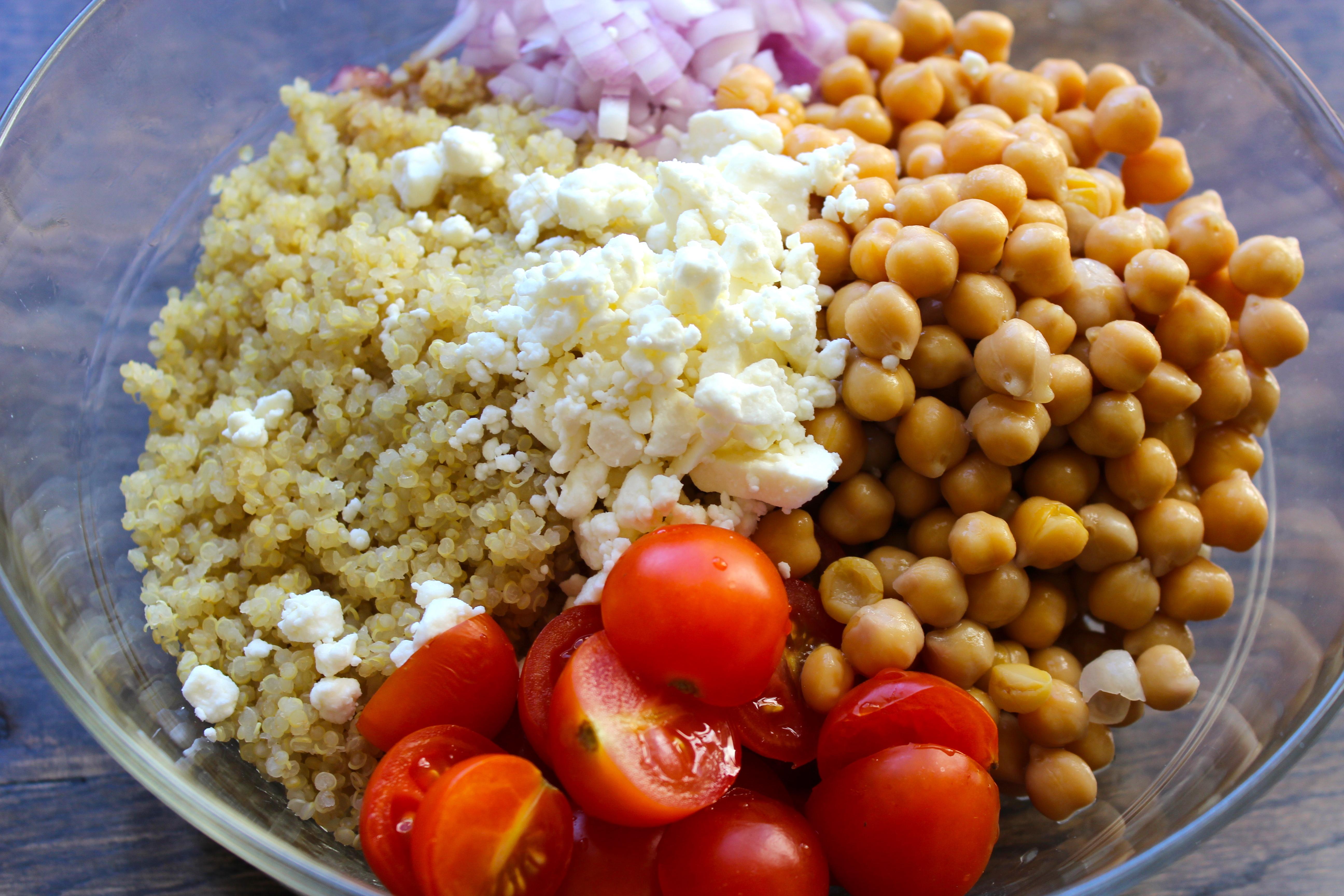 Super Simple Quinoa Salad - Mitzi Dulan, America's Nutrition Expert ...