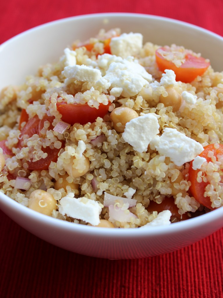 Super Simple Quinoa Salad