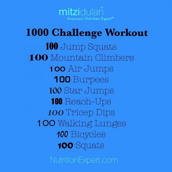 1000 Challenge Pin
