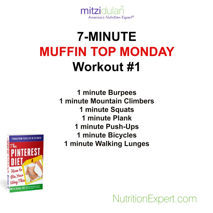 Muffin Top Monday 9-15-14