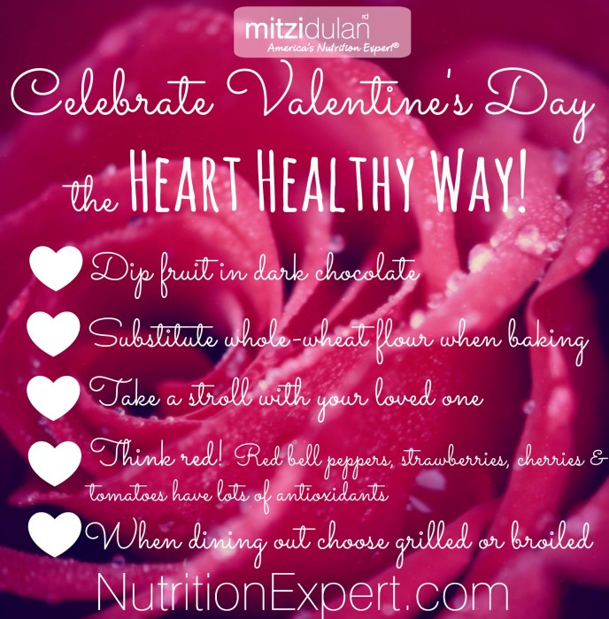 Heart Healthy Valentines Day