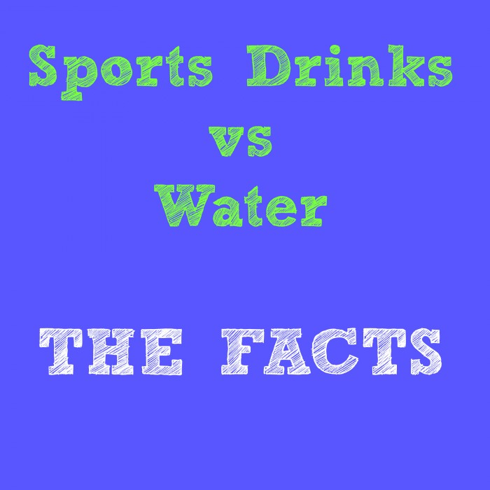 Sports Drinks vs Water for Young Athletes - Mitzi Dulan, America's ...