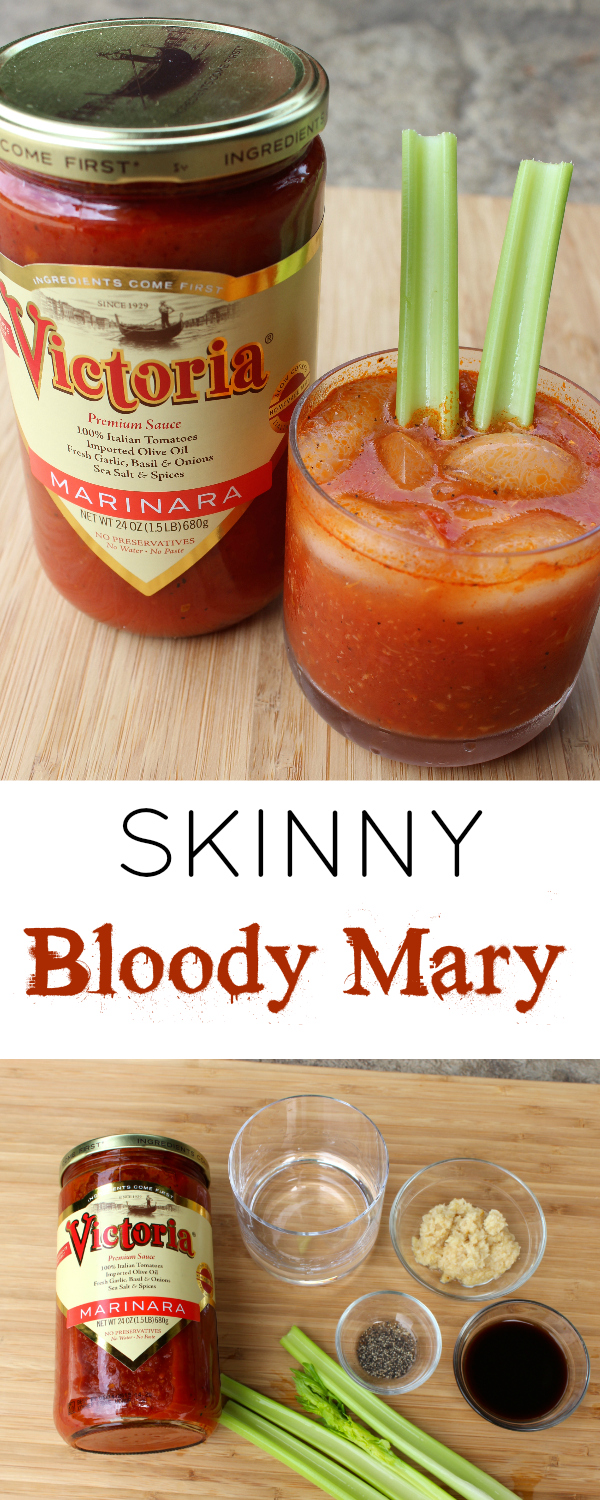Skinny Blood Mary