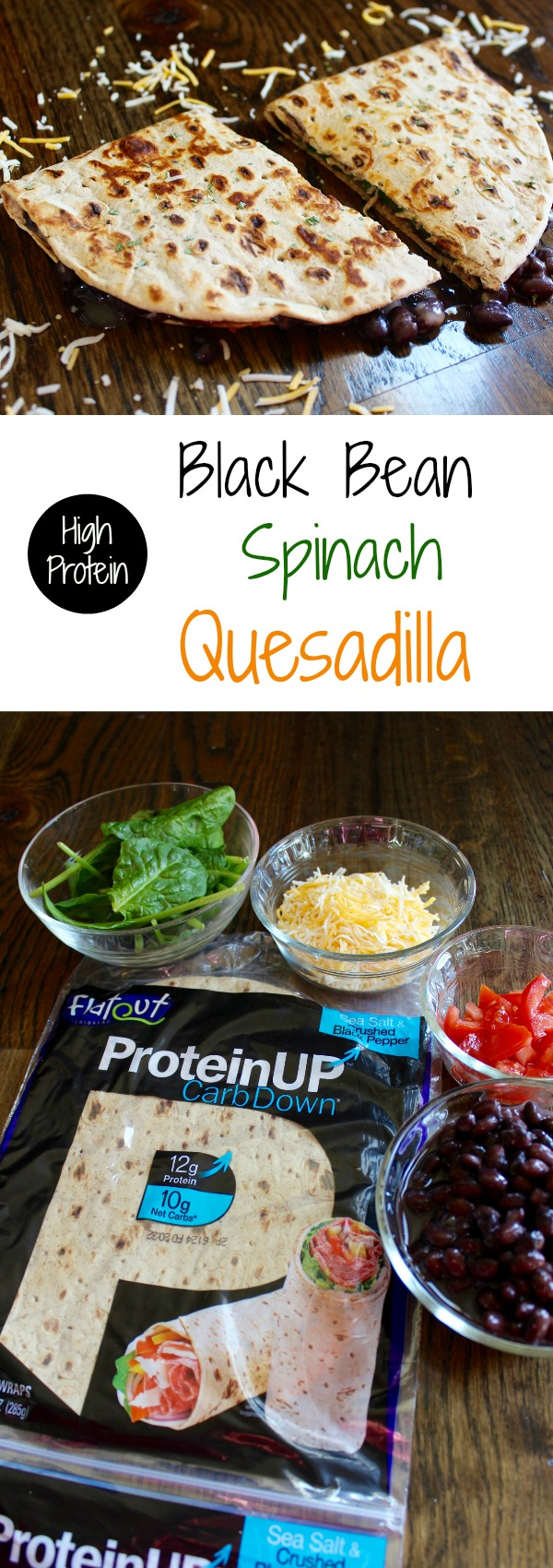 black-bean-spinach-quesadilla