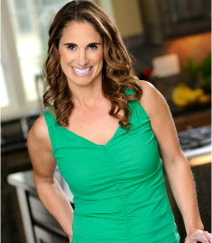 Mitzi Dulan, America's Nutrition Expert, Cooks and Dishes